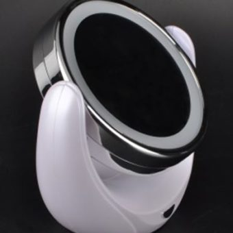 Настольное зеркало Smartbuy с LED подсветкой 007/5+ Pearl