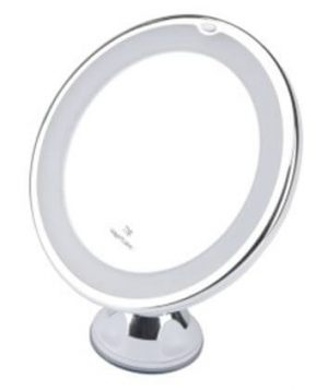 Настенное зеркало Smartbuy с LED подсветкой 005/5+ Silver