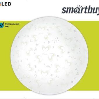 Светодиодный потолочный светильник (LED) Smartbuy Mood