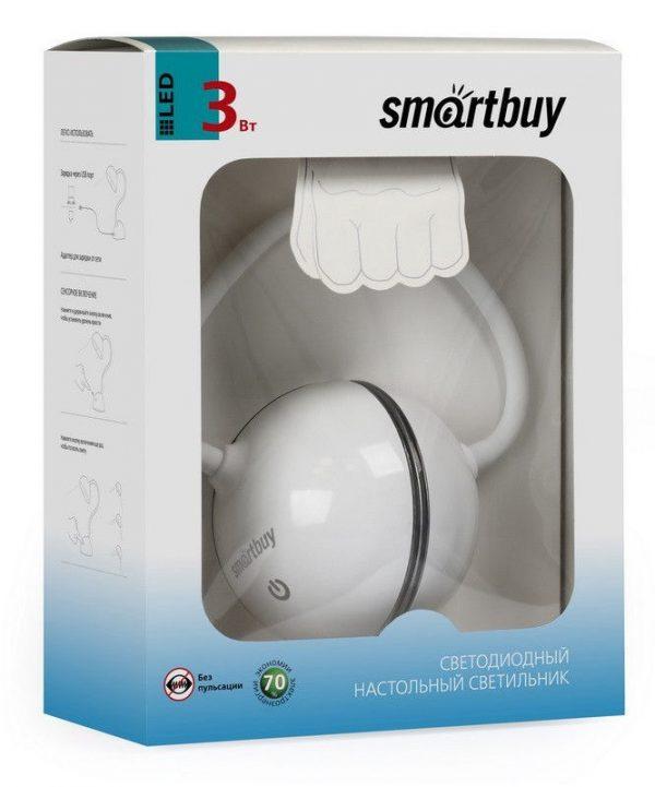 Светодиодный настольный светильник (LED) Smartbuy-3W/222/W 7