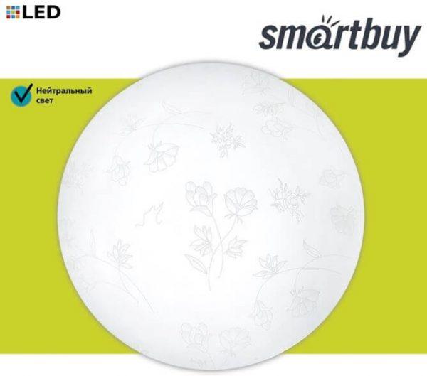 Светодиодный потолочный светильник (LED) Smartbuy Garden