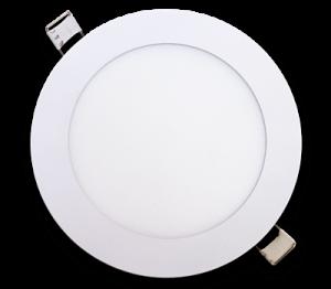 Потолочный светильник светодиодный ультратонкий круглый truEnergy