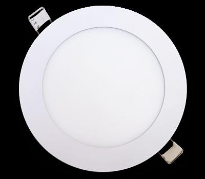 Светильник светодиодный ультратонкий круглый truEnergy