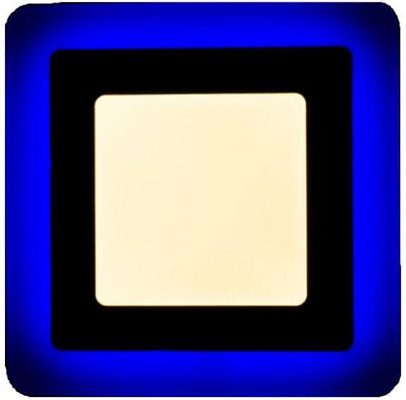 Ультратонкие LED панели квадратные truEnergy с декоративной подсветкой 3