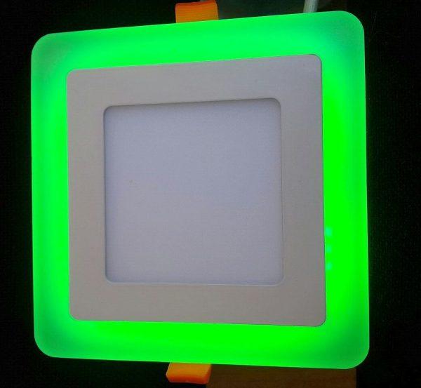 Ультратонкие LED панели квадратные truEnergy с декоративной подсветкой 5