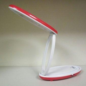 Светодиодный аккумуляторный светильник SB102 3W, красный