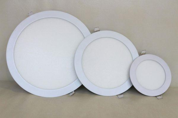 Ультратонкие LED панели круглые truEnergy 2