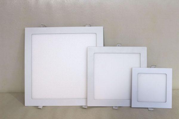 Ультратонкие LED панели квадратные truEnergy Встраиваемые Slim 1