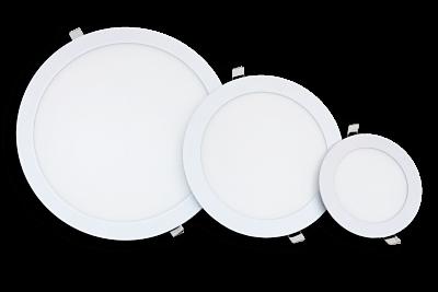 Ультратонкие LED панели круглые truEnergy 1