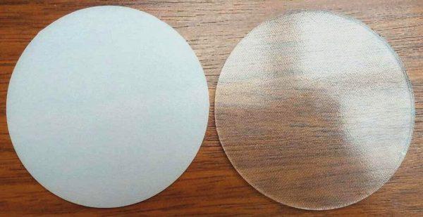 Ультратонкие LED панели круглые truEnergy, цвет золото 2