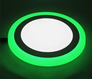 Ультратонкие LED панели круглые truEnergy с декоративной подсветкой 2