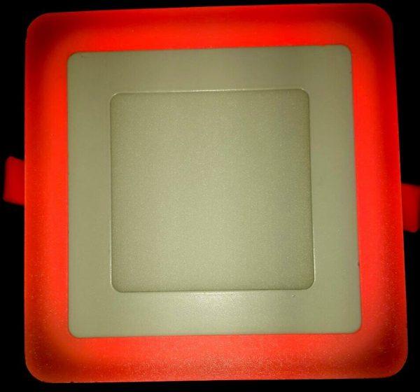 Ультратонкие LED панели квадратные truEnergy с декоративной подсветкой 2