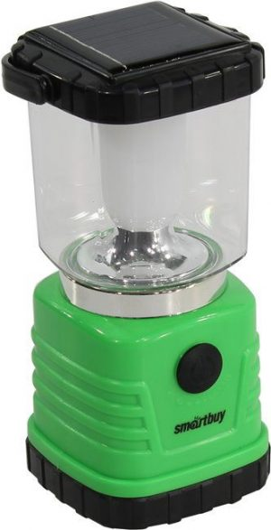 Аккумуляторный кемпинговый фонарь 4W Smartbuy SBF-02-G