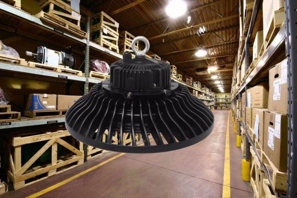 Высокомощный светодиодный светильник Smartbuy HBay UFO 3