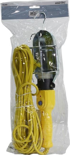 Светильник переноска, цоколь E27, с проводом и неодимовым магнитом 3