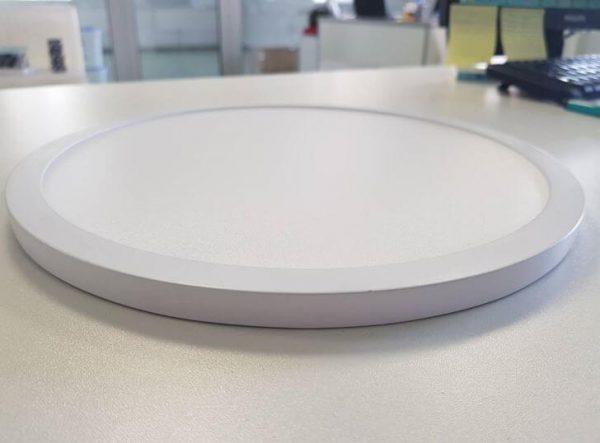 Универсальные LED панели круглые truEnergy, ультратонкие 2