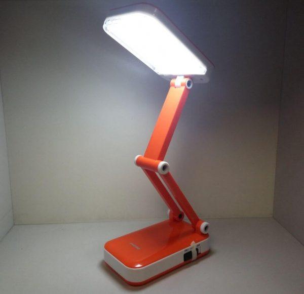 Светодиодный настольный аккумуляторный светильник (LED) Smartbuy-4W /O 2
