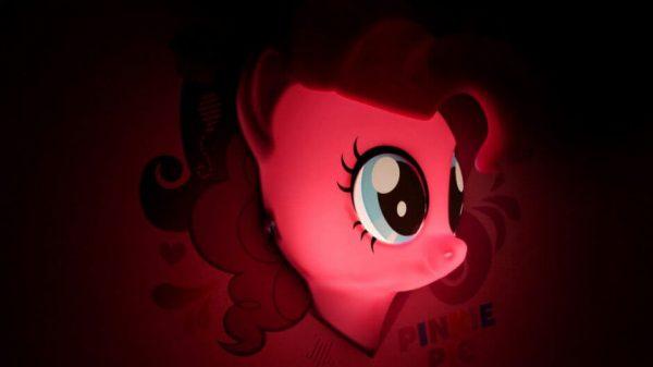 Светильник 3D MLP Pinkie Pie 1