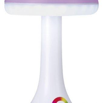 Светодиодный настольный светильник - ночник (LED) Smartbuy-2.5W/ Dim/RGB/W