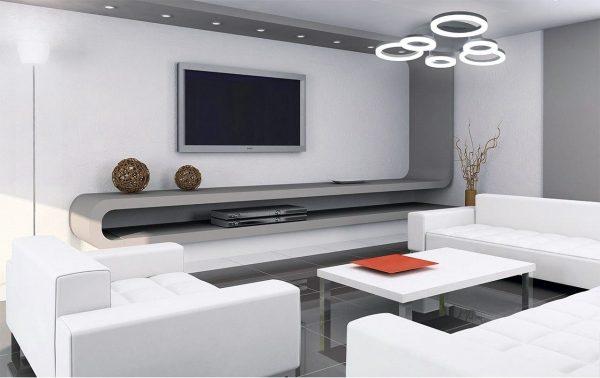 Светодиодная люстра (LED) Smartbuy 303-65W 1
