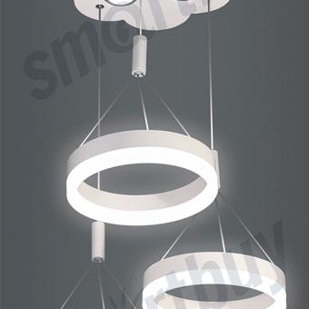 Светодиодная люстра (LED) Smartbuy 313-48W