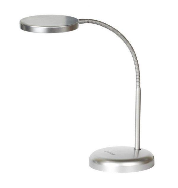 Светодиодный наст. светильник (LED) Smartbuy 7W/NW/Sil 1