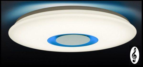 Светодиодный потолочный светильник (LED) Smartbuy Bluetooth, 12-24 Вт, 4K 1