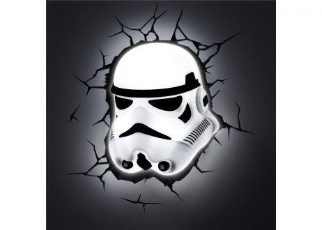 Светильник 3D Star Wars Storm Trooper_1