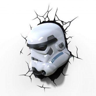 Светильник 3D Star Wars Storm Trooper_3