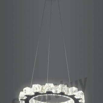 Светодиодная люстра (LED) Smartbuy Crystal 160-18W/4K