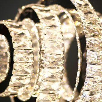 Светодиодная люстра (LED) Smartbuy Crystal 4005-45W/4K