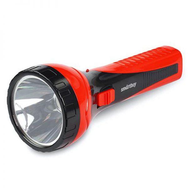 Аккумуляторный светодиодный LED фонарь 2 Вт Smartbuy
