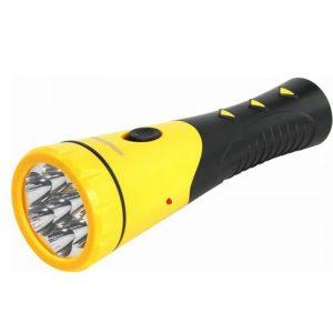 Аккумуляторный светодиодный фонарь 7 LED Smartbuy