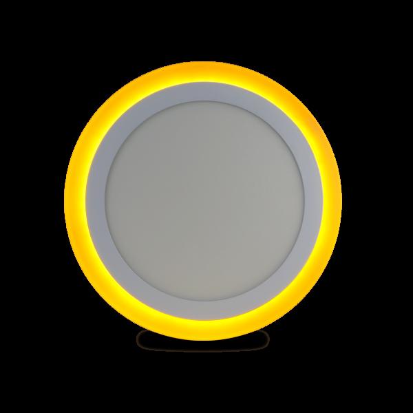 Светодиодная (LED) панель с подсветкой круглая DLB Smartbuy 1