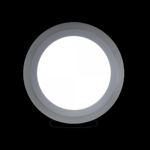 Светодиодная (LED) панель с подсветкой круглая DLB Smartbuy 2
