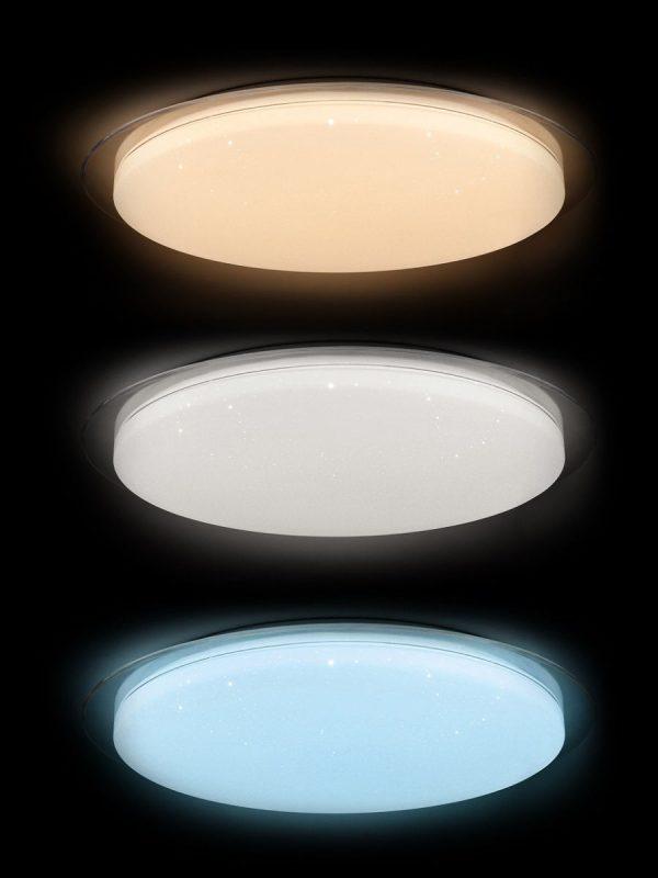 Светодиодный управляемый светильник SATURN Smartbuy 70W Dim 30w-70w 3color 1