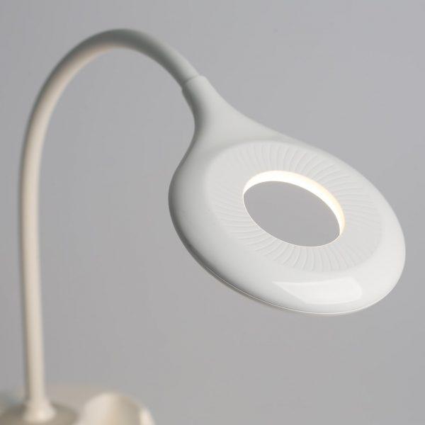 Светодиодный настольный светильник (LED) Smartbuy-5W /White 3069 4