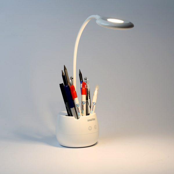 Светодиодный настольный светильник (LED) Smartbuy-5W /White 3069 2