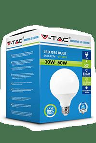 Светодиодная лампа V-TAC G120 E27 1