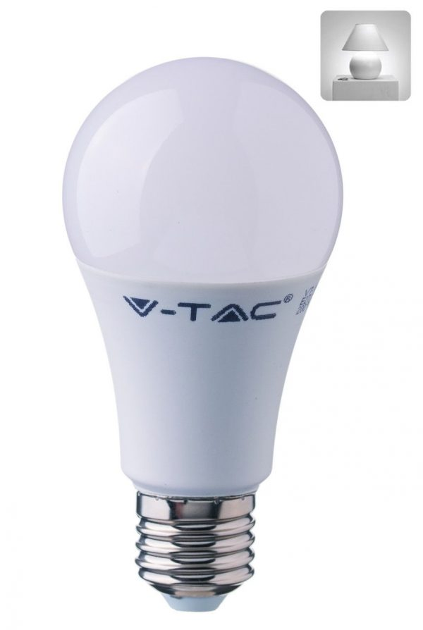 Светодиодная лампа V-TAC A60 E27 1