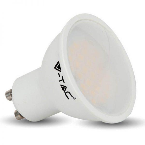 Светодиодная лампа матовая V-TAC 5Вт GU10 SAMSUNG 1