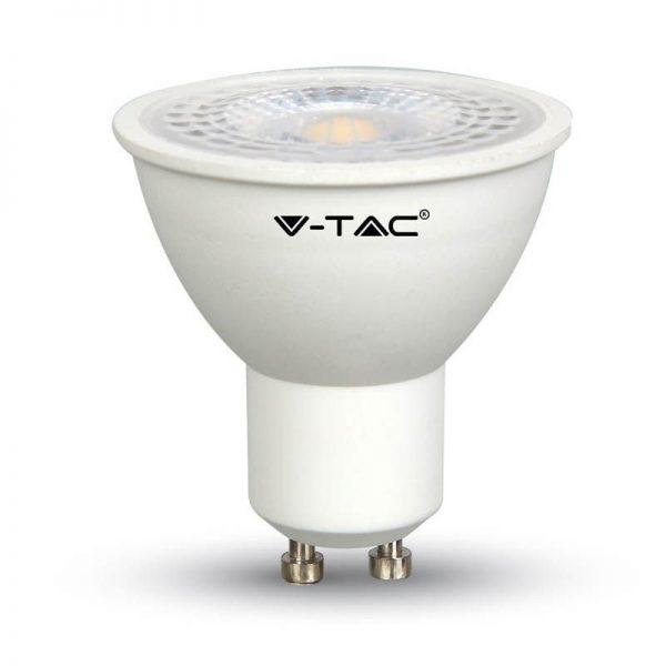 светодиодная лампа GU10 с линзой