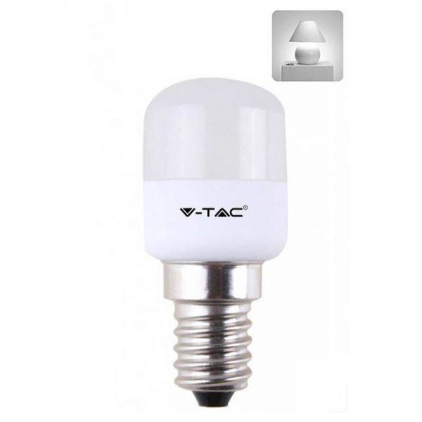 Светодиодная лампа V-TAC 2 Вт ST26 E14, Samsung 1