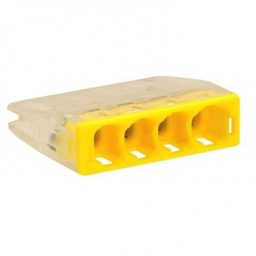 Строительно-монтажная клемма (2 отверстия, 3 отверстия, 4 отверстия, 5 отверстий, 6 отверстий, 8 отверстий) 4