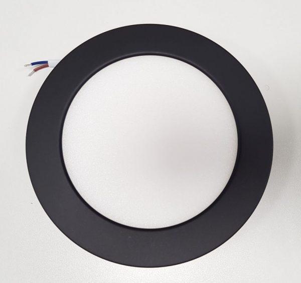 Накладной корпус к потолочному круглому светильнику