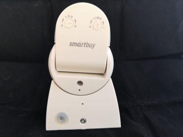 Инфракрасный датчик движения Smartbuy, настенный IP44 (до 12 метров) 2