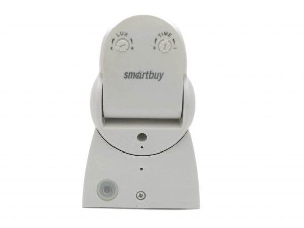 Инфракрасный датчик движения Smartbuy, настенный IP44 (до 12 метров) 1