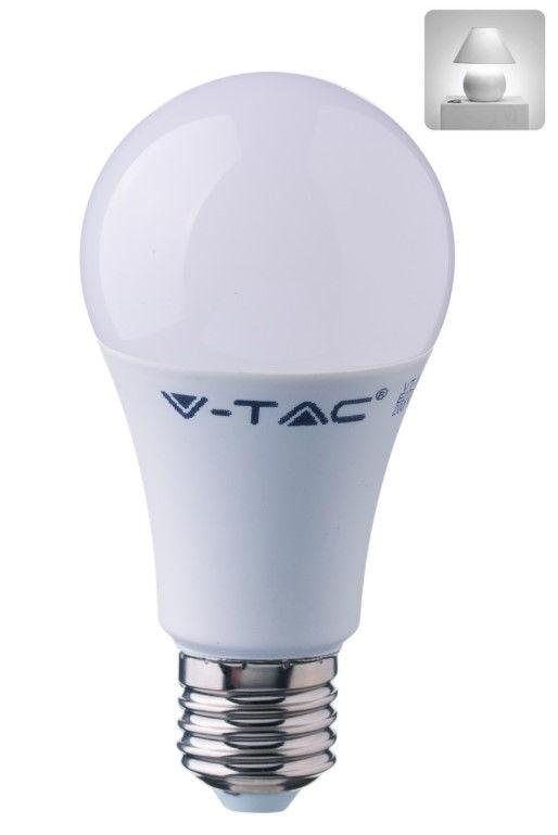 Светодиодная лампа V-TAC 9 ВТ, 806lm A58 Е27 1
