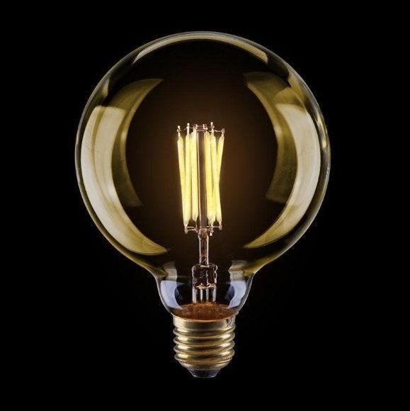 Филаментные лампы – принцип работы, преимущества 1