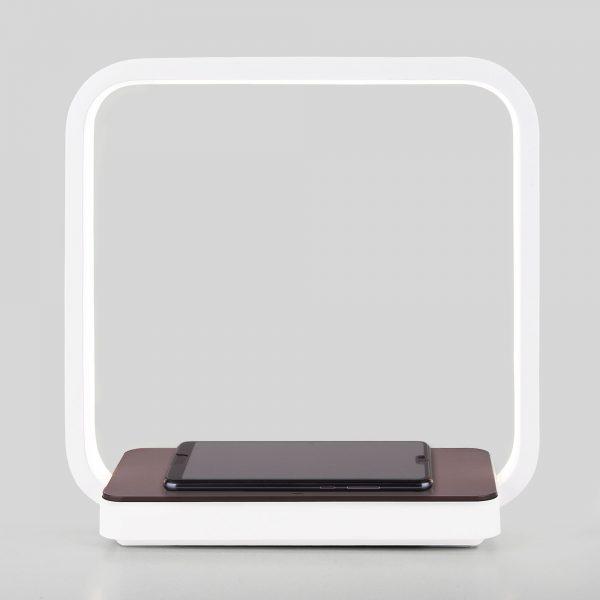 Настольный светодиодный светильник 80502/1 белый 80502/1 белый 10